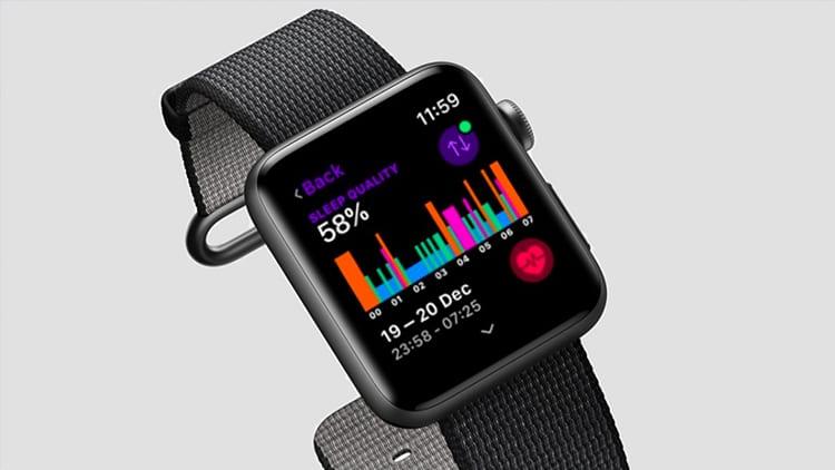 Avete un vecchio Apple Watch? Utilizzatelo per monitorare il sonno