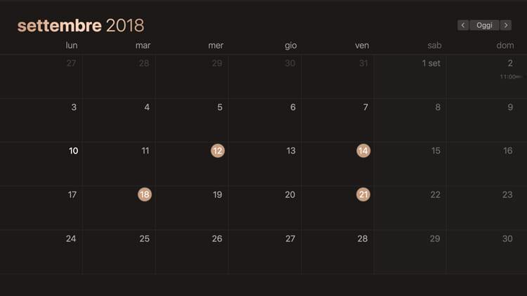 La data di lancio dei nuovi iPhone, di iOS 12 e tutte le altre date importanti di Settembre!