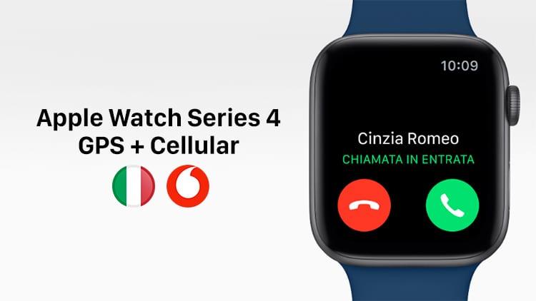 Apple Watch Series 4 con connettività cellulare anche in Italia: quello che c'è da sapere