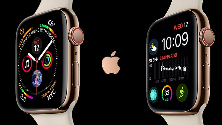 watchOS 5 introduce 4 nuovi quadranti su tutti gli Apple Watch. La serie 4 ne avrà altri ancora!