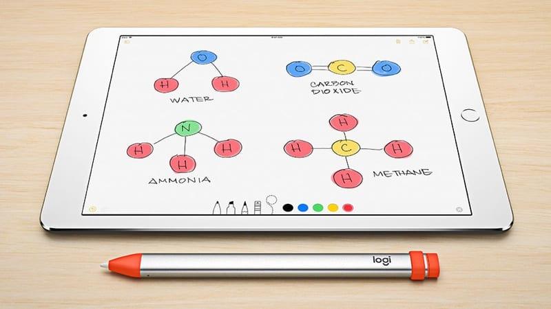 La Crayon stylus di Logitech sarà acquistabile da tutti come alternativa all'Apple Pencil