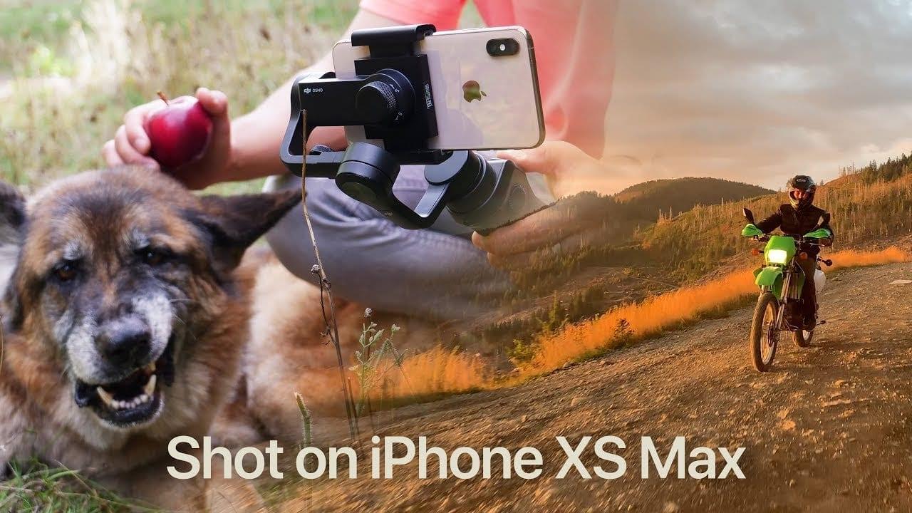 Ecco le capacità di ripresa video in 4K dei nuovi iPhone XS Max