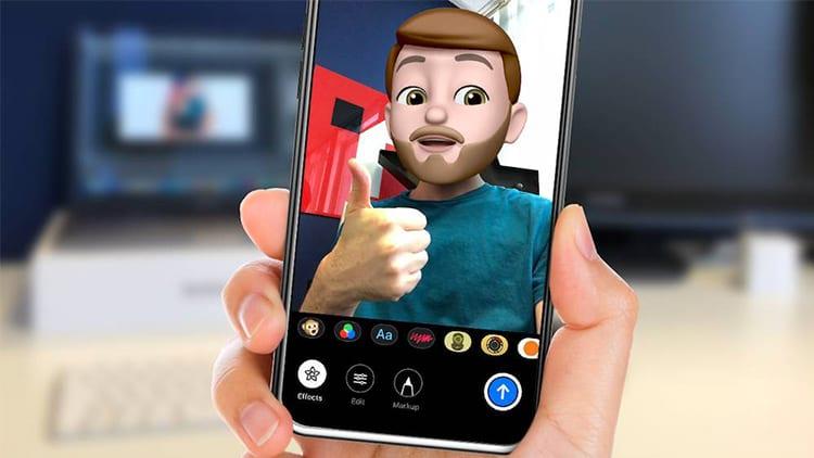 iOS 12.1 permetterà di sincronizzare le Memoji con iCloud