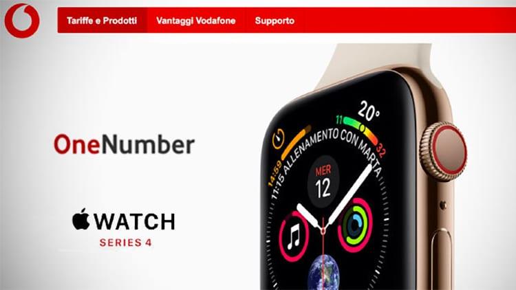 Apple Watch Serie 4 Cellular potrà essere usata solo con abbonamento?