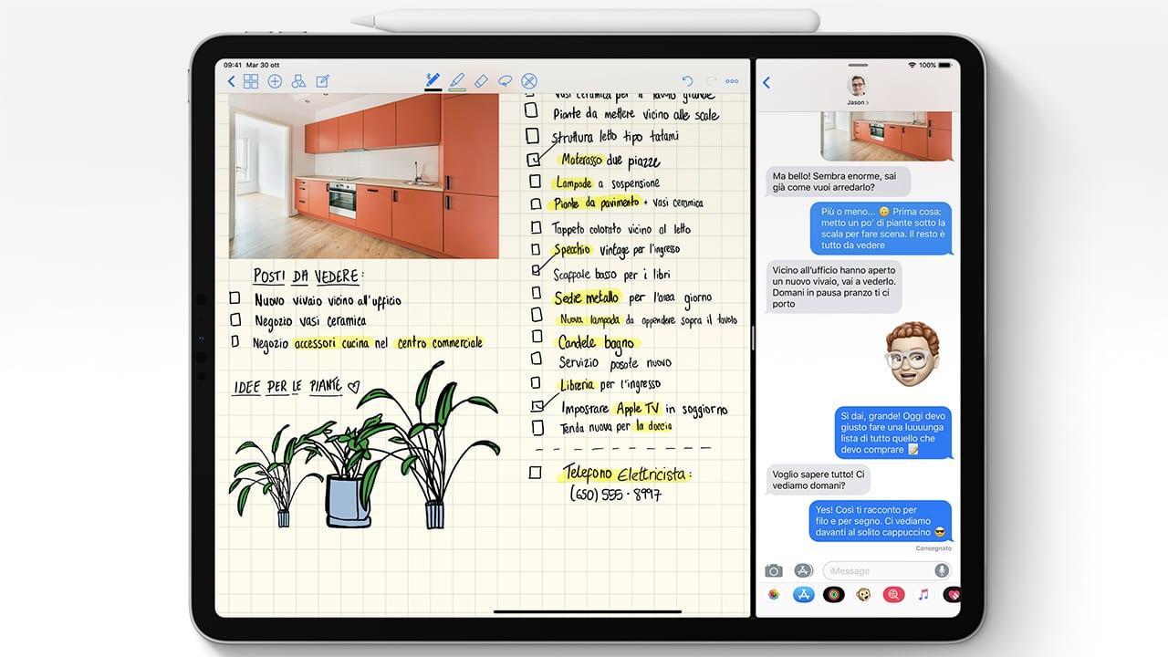La prima Apple Pencil non è compatibile con i nuovi iPad Pro