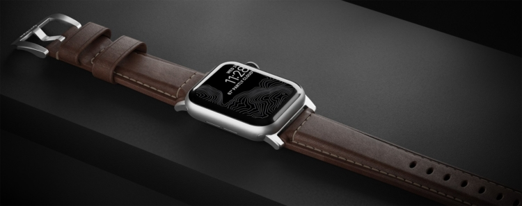 cinturino nomad classic per apple watch