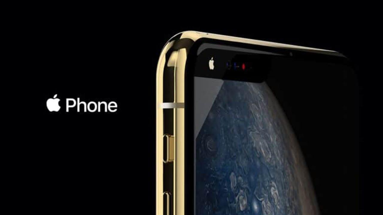"""Nuovo concept """"Apple Phone"""" mostra una possibile soluzione per il notch"""