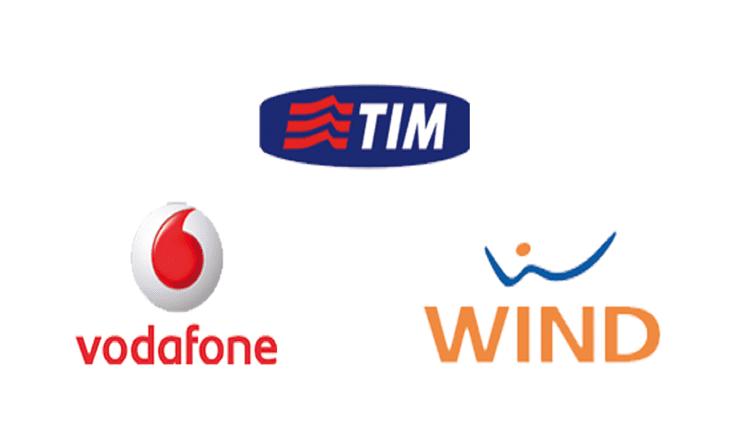 Ecco le offerte imbattibili di Tim, Vodafone e Wind che includono tutte 50GB