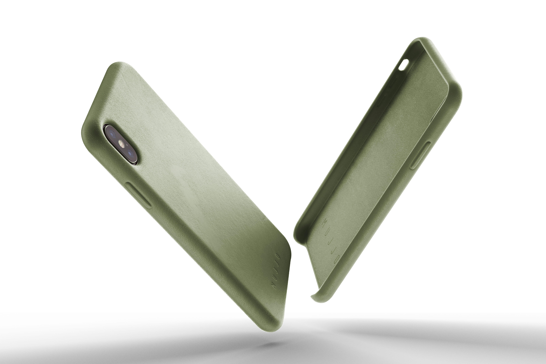 Ecco le nuove cover in pelle per iPhone XS XS Max e XR di Mujjo