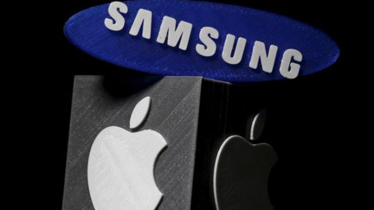Samsung elogia lo schermo del Galaxy Note 9 twittando da un iPhone