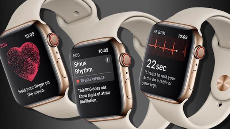 watchOS 5.1 non ha ancora aggiunto il supporto all'ECG su Apple Watch Serie 4