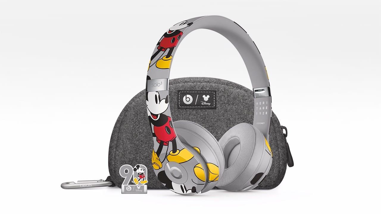 """Beats lancia la Special Edition delle """"Solo 3 Wireless"""" dedicata ai 90 anni di Topolino"""