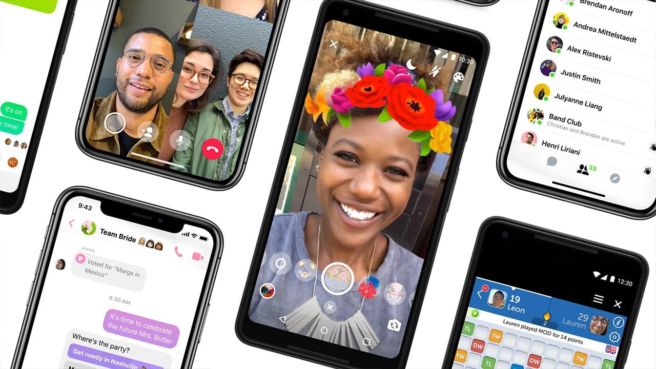 Facebook presenta Messenger 4: la nuova versione dell'app che promette leggerezza e semplicità
