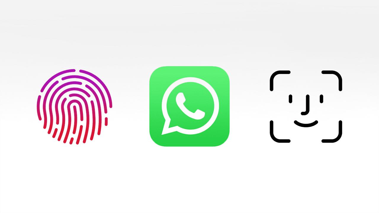 WhatsApp abilita la funzione di sblocco tramite Face ID  per i beta tester, a breve il rilascio pubblico