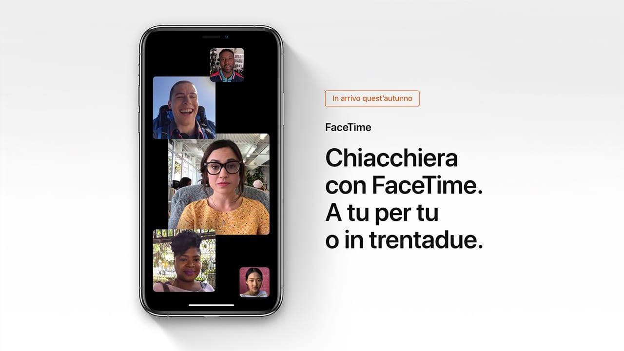 iOS 12.1 sta arrivando: le FaceTime di gruppo funzioneranno soltanto su alcuni iPhone