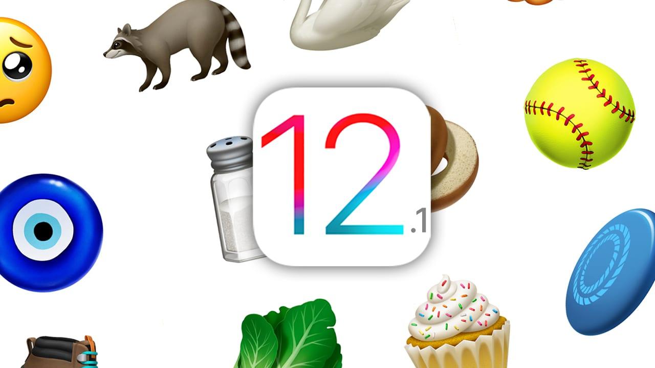 Apple introduce 70 nuove emoji con iOS 12.1 beta 2