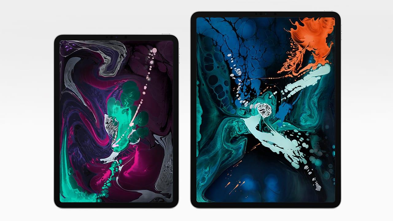 iPad Pro 2018 con 1 TB di memoria interna ha 6 GB di memoria RAM, gli altri solo 4 GB
