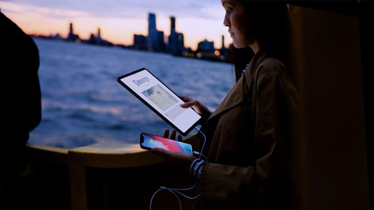 Apple ha introdotto i nuovi accessori USB-C per gli iPad Pro 2018