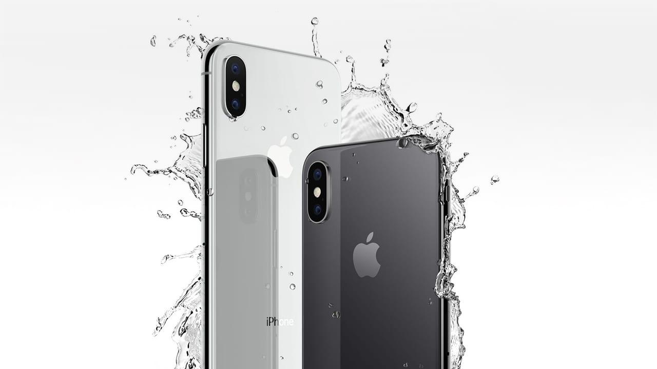 Un iPhone X ha resistito 8 ore nelle acque dell'oceano senza riportare danni