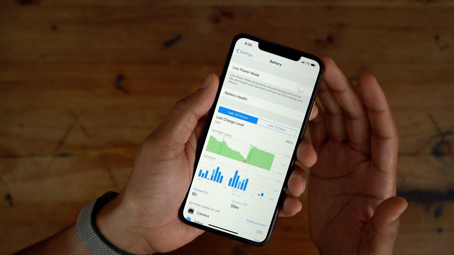 Il test della batteria: iPhone XS Max contro Samsung Note 9 [Video]