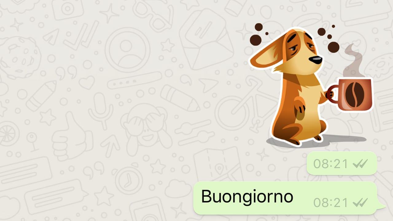 Whatsapp attiva ufficialmente gli Stickers: da oggi dovreste averli anche sui vostri iPhone