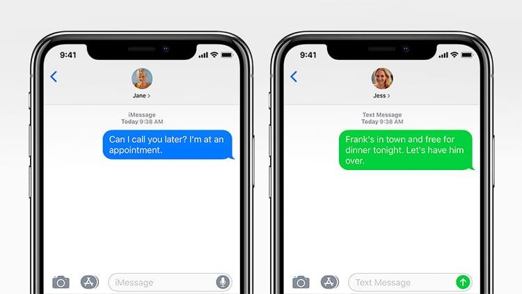 Nuovo bug su iOS 12: iMessage unifica i contatti ed invia messaggi alle persone sbagliate! [Video]