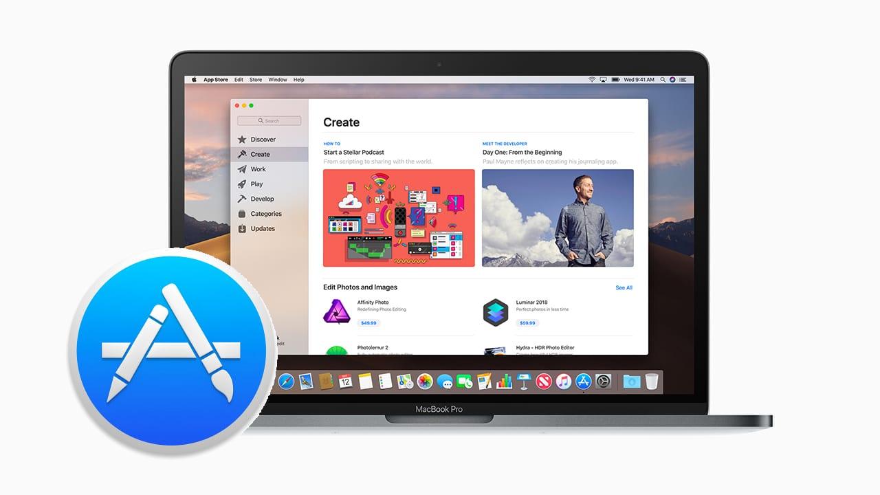 categorie mac app store