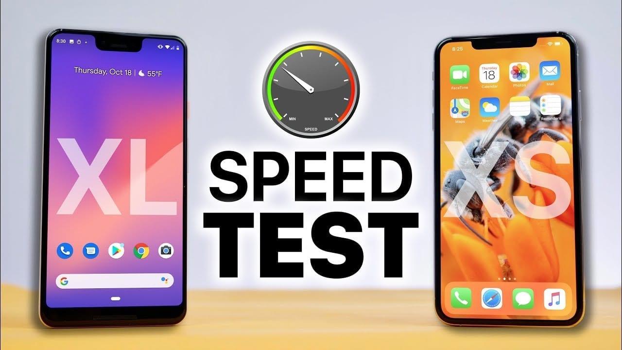 iPhone XS Max vs Pixel 3 XL: qual è lo smartphone più veloce nell'utilizzo quotidiano? [Video]
