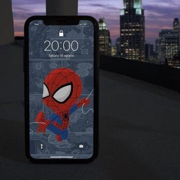 marvel spiderman wallpaper ispazio