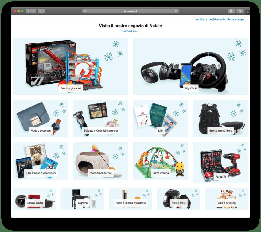 f954786443d12d Idee Regalo per Natale che aderiscono all'iniziativa. Amazon ha realizzato  una ...