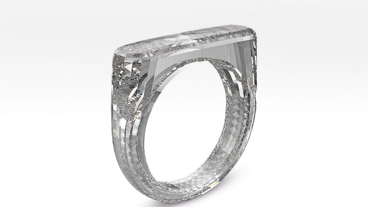 jony ive anello diamante