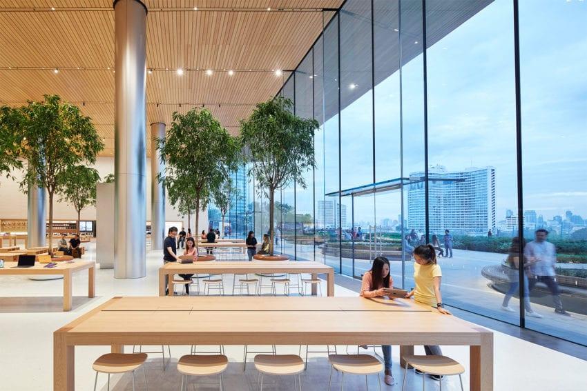 Apple Store in Thailandia