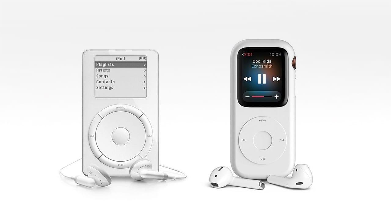 Nostalgia degli iPod? Ecco un concept carino che utilizza ...
