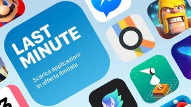 Photo of iSpazio LastMinute: Ecco le app in Offerta per il 4 Agosto.