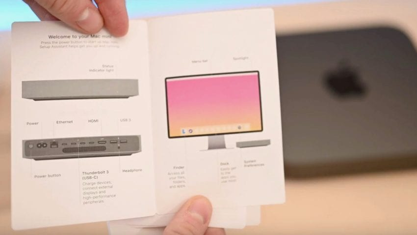 mac mini thunderbolt display