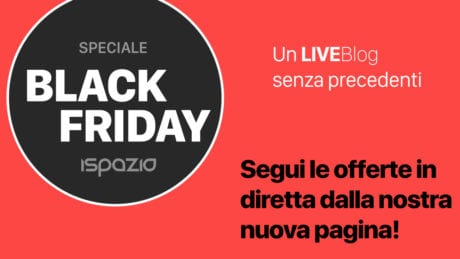 speciale black friday ispazio LIVE