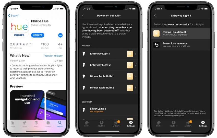 Philips Hue per iOS