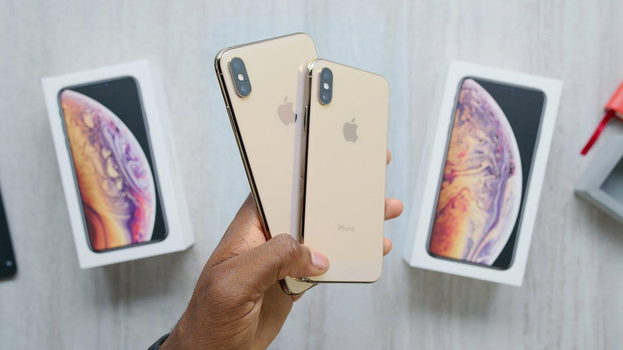 iPhone XS e iPhone XS Max
