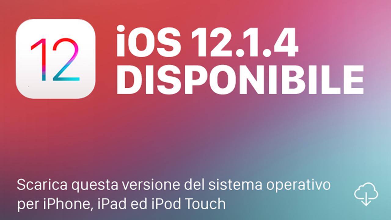 iOS 12.1.4 bug facetime