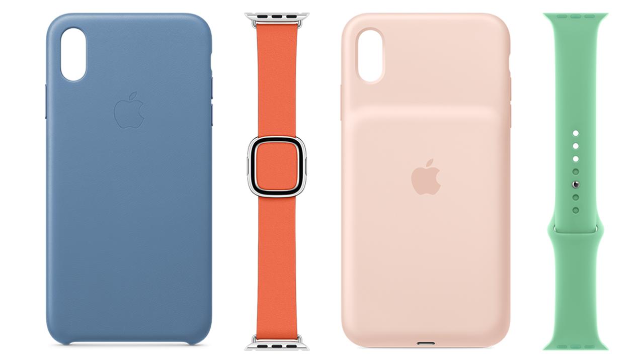 Custodia in silicone per iPhone XS - Arancione papaya - Apple (IT)