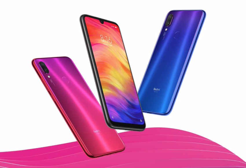REDMI NOTE 7 colorazioni