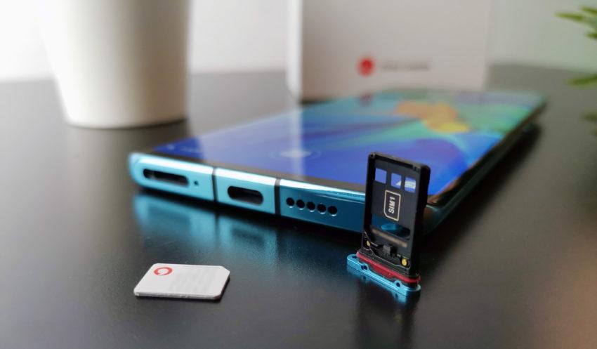 Huawei P30 Pro sim