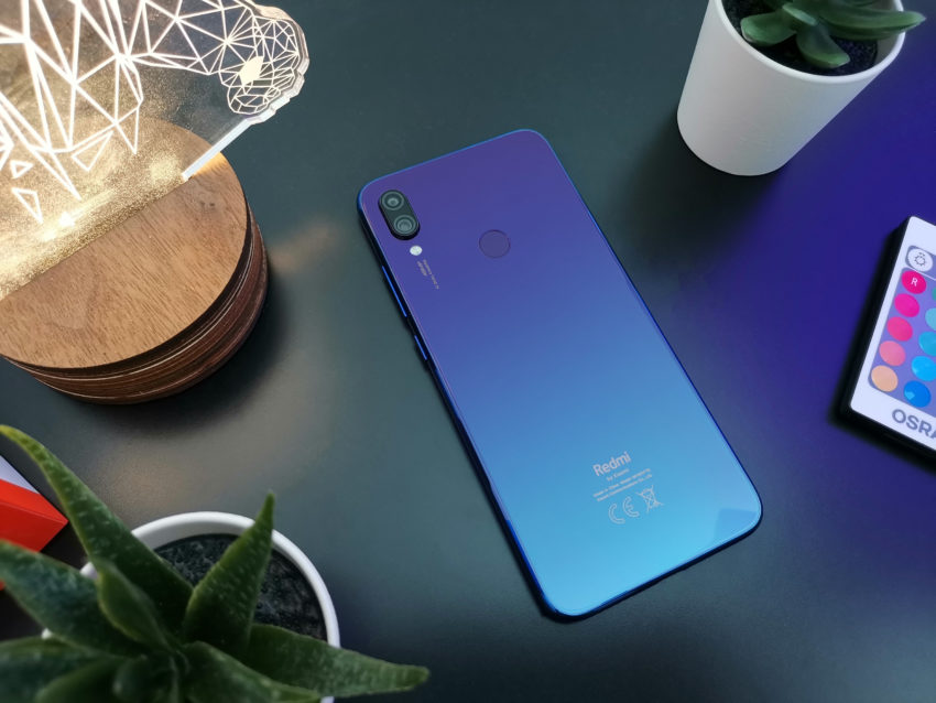 REDMI NOTE 7 total