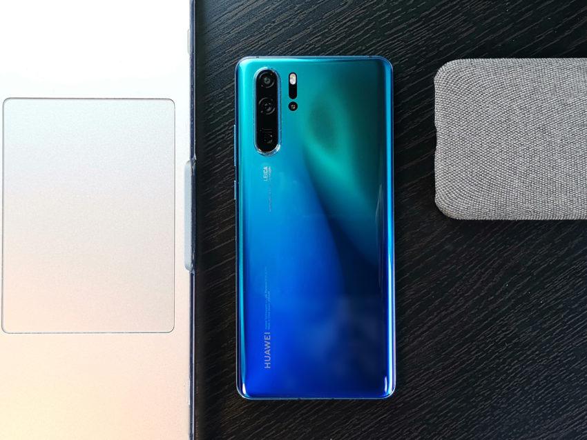 Huawei P30 Pro Back total