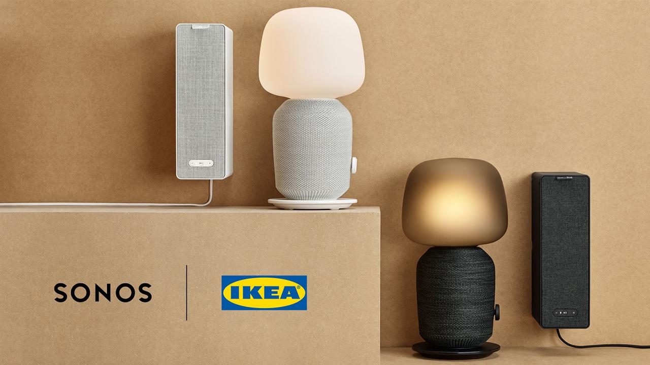 Sonos Ikea Gli Speaker Symfonisk Arriveranno Nei Negozi Ad Agosto