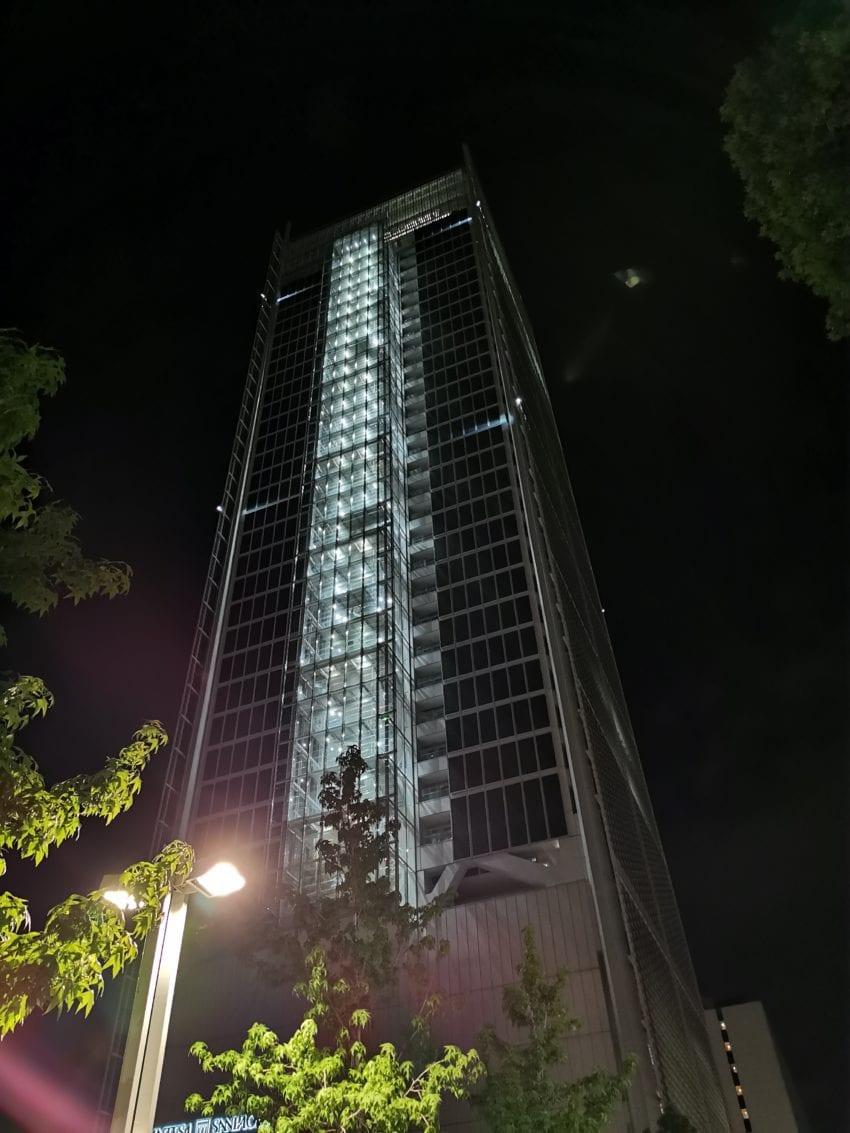 Huawei P30 foto notte 5
