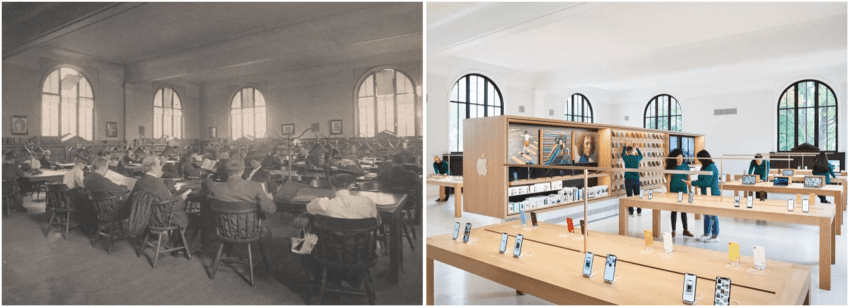 Apple Carnegie Library