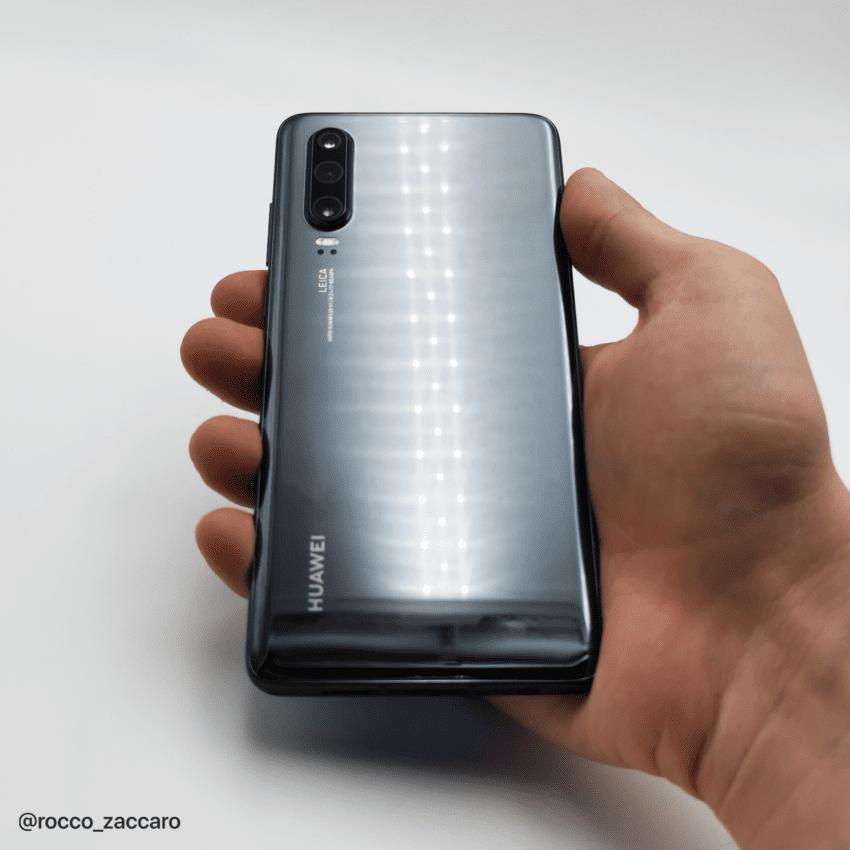 Huawei P30 retro