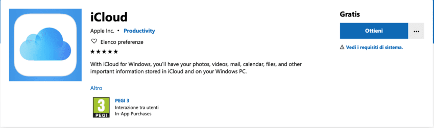 iCloud windows 3
