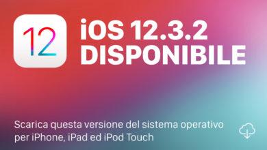 Photo of Apple rilascia iOS 12.3.2  ma solo per iPhone 8 ed iPhone 8 Plus